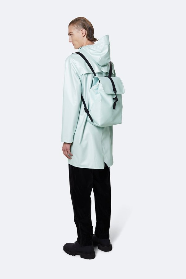 Rains Ice Rucksack Backpack - blue