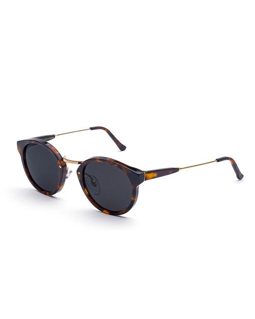 RetroSuperFuture Panama Sunglasses in Classic Havana