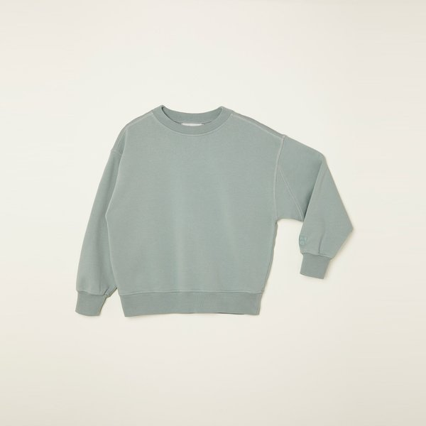 Kids unisex Main Story Oversized Sweatshirt - Abyss