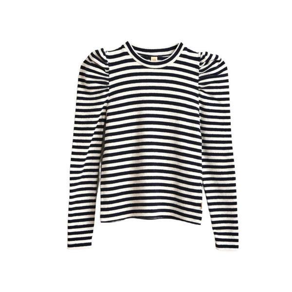 Kids Bellerose Vabra T-shirt - Stripe