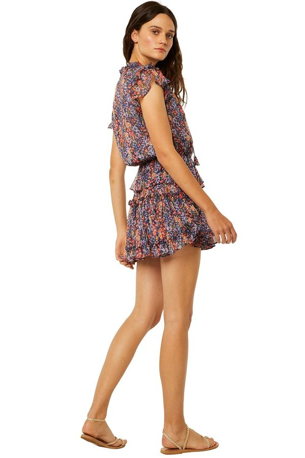 Misa Los Angeles Lilian Dress - August Floral