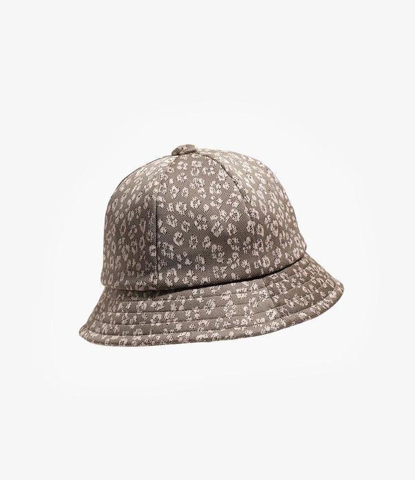 Needles Poly Jacquard Bermuda Hat - Leopard