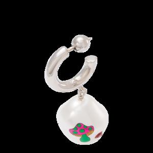 Safsafu Magic Cotton Candy Earring
