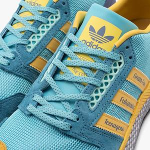 adidas Originals by Human Made Questar sneakers - blue