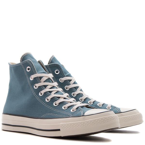 0c81aa69583eeb CONVERSE CHUCK TAYLOR ALL STAR 70 VINTAGE CANVAS HI   BLUE COAST. sold out.  Converse