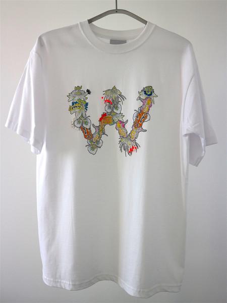 Longshaw Ward Embellished W Shirt - White