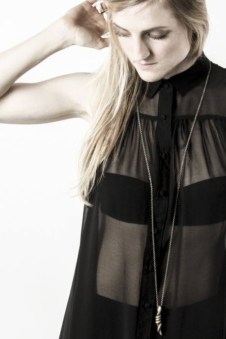 Echoes of Culture Noose Necklace