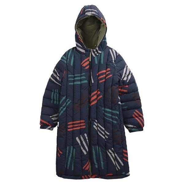 Kids Bobo Choses Reversible Parka Jacket - Multicolour