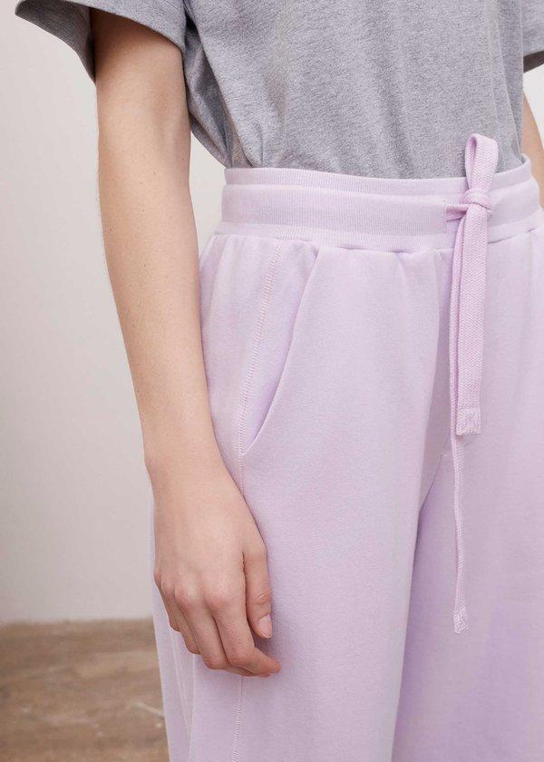Unisex Kowtow Everyday Track Pant - Lilac