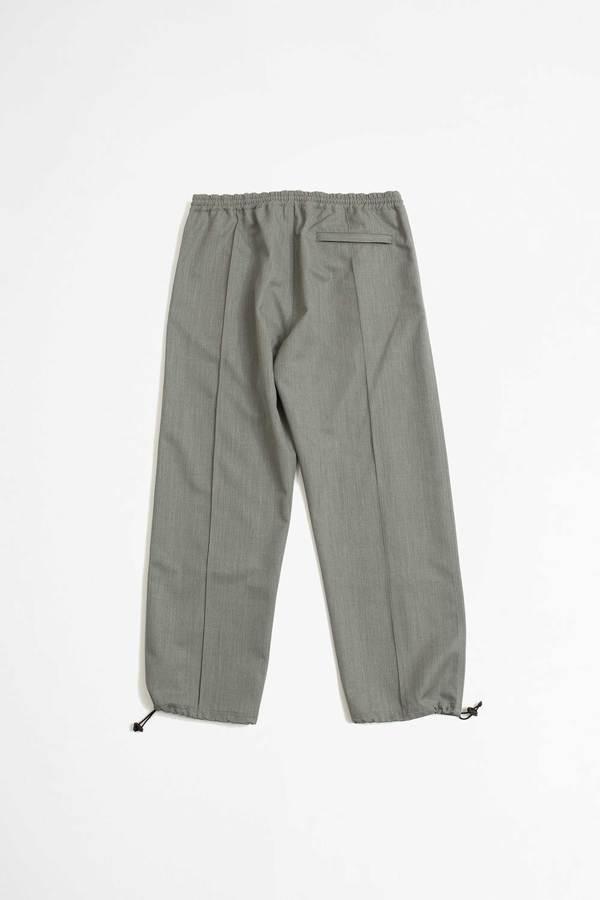 Marni Drawstring trousers - silver