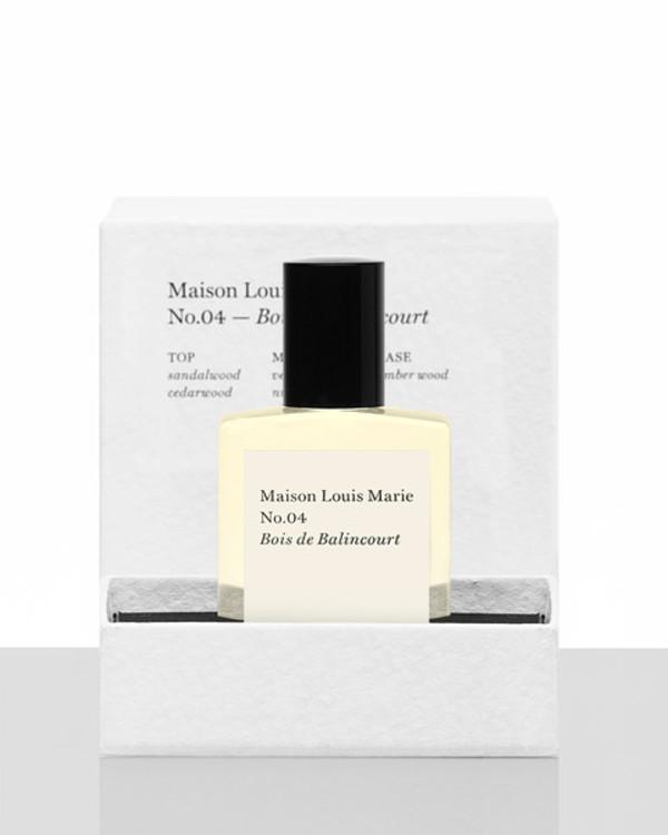 No.04 Bois de Balincourt Perfume oil