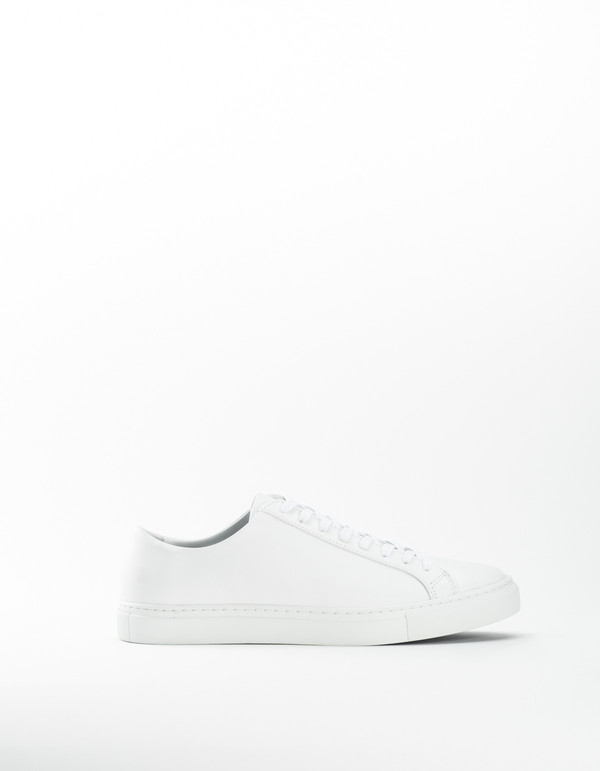 Filippa K Morgan Low Top Sneaker White  1d422c836