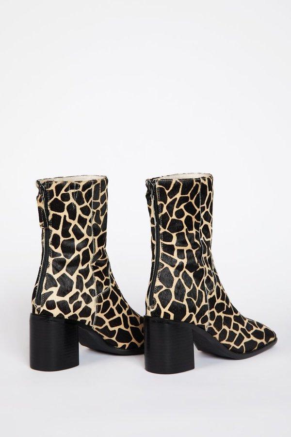 """INTENTIONALLY __________."" PG Boots - Giraffe"