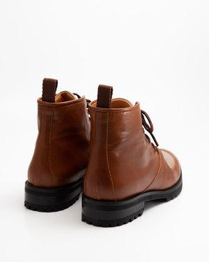Naguisa Enso boots - Brown