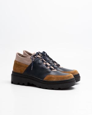 Naguisa Laja boots - Navy