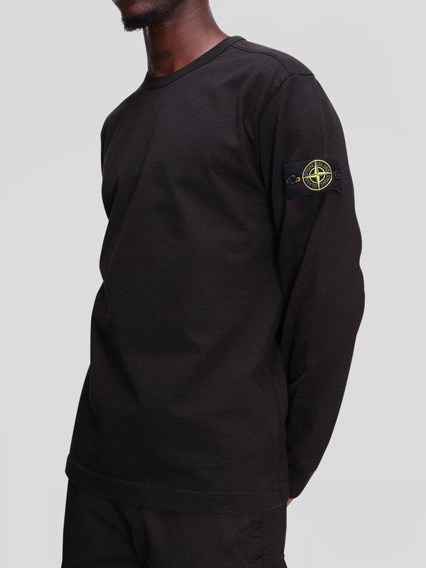 Stone Island Sweatshirt - black