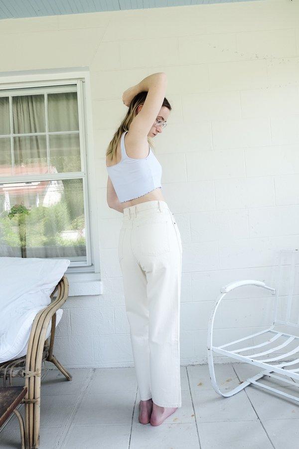 B Sides Plein Jeans - Clair Natural Denim