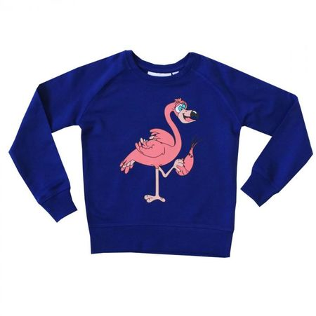 KIDS Tao&Friends Marine Flamingo Sweatshirt