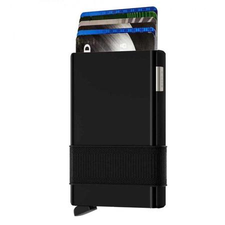 Unisex SECRID Card Slide - Black/Black