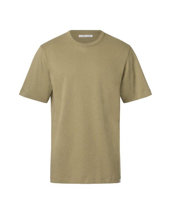 Samsøe & Samsøe Camiseta Hugo - Covert Green