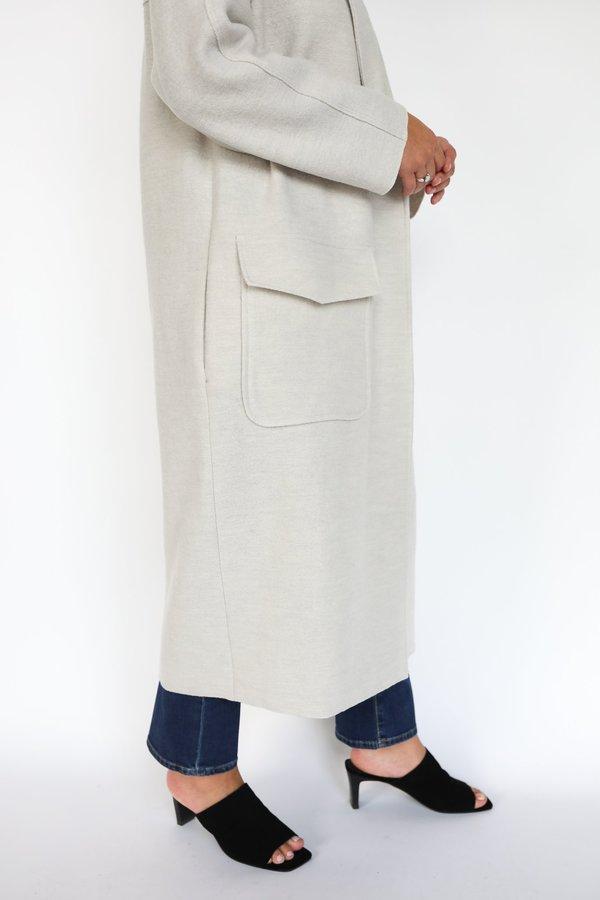 Judith & Charles Kensington Coat - Angora