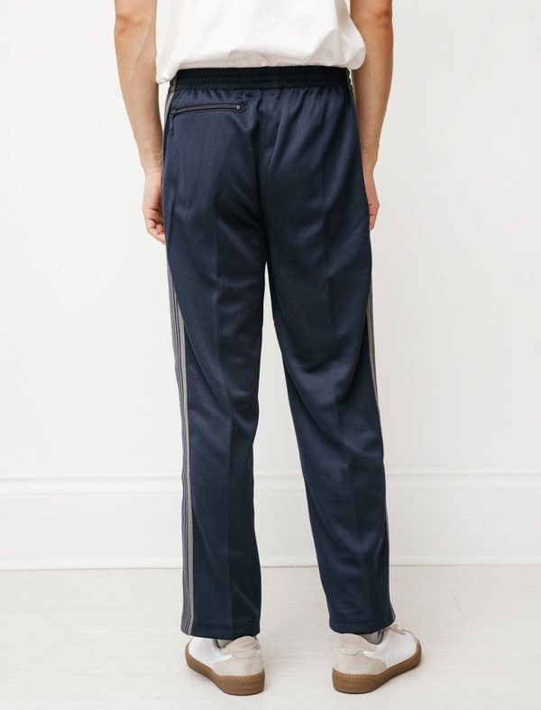 Needles Track Pant - Poly Smooth Navy