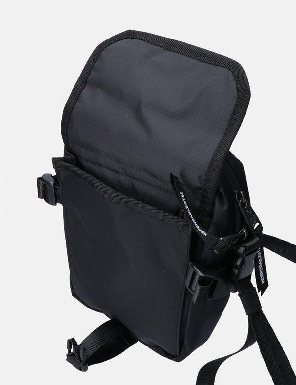 Indispensable Buddy Shoulder Bag (ECONYL)  - Black
