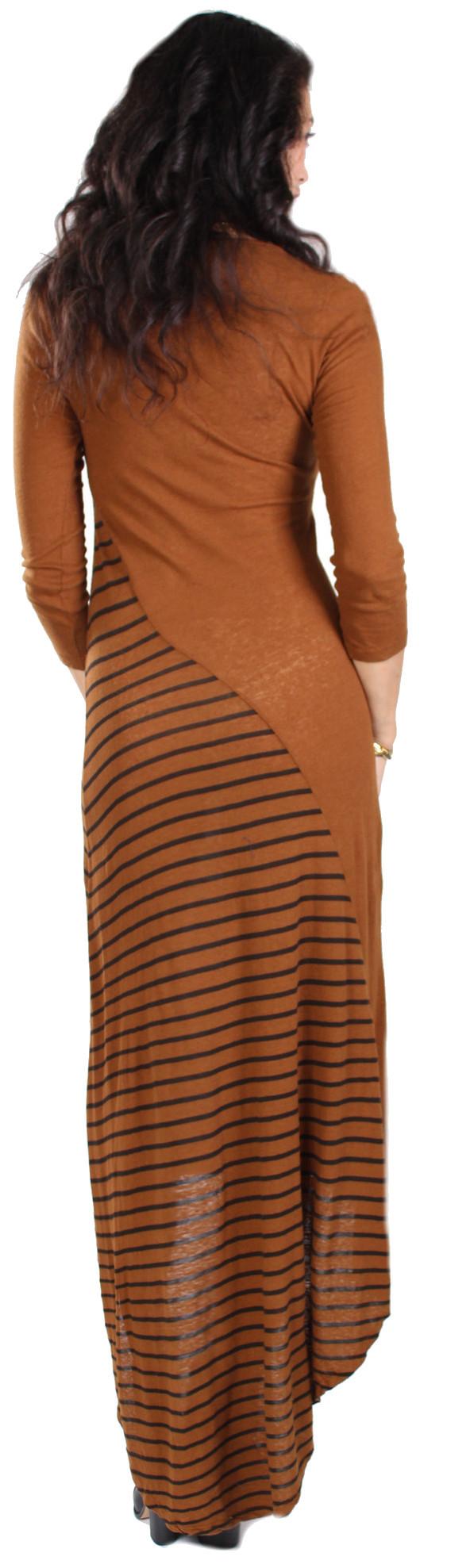 My Line Aspen Contrast Dress