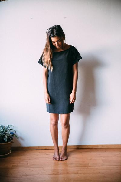 Ozma - Weekend Dress - Black