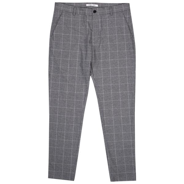 Samsoe Samsoe Frankie Regular Trousers - Black Check