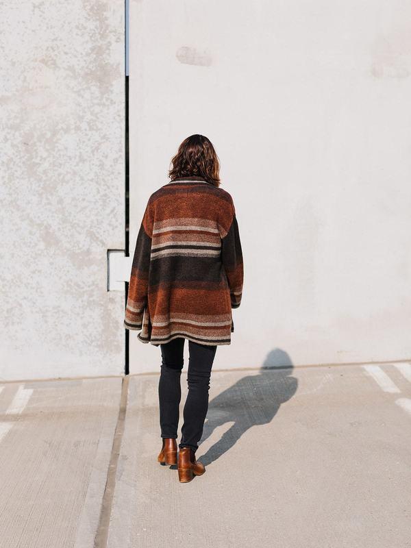 Thread & Supply Sparrow Coat - Amber