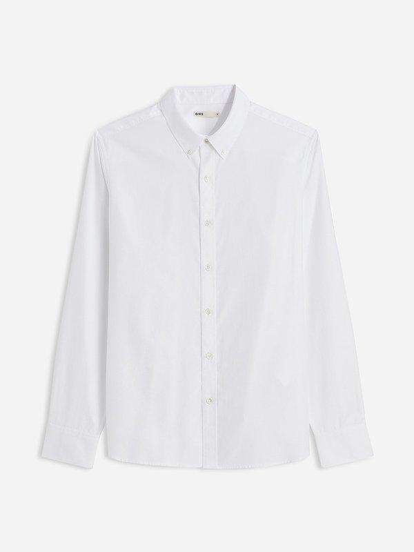 Fulton Cotton Twill Shirt