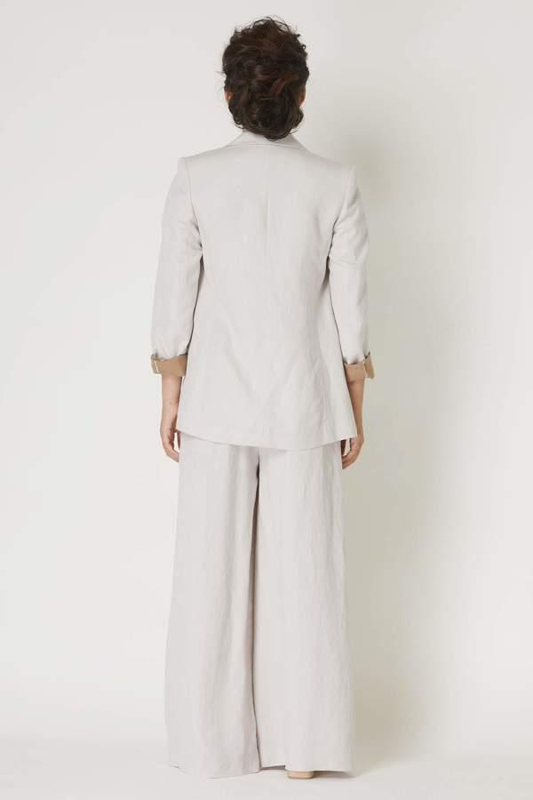 Summer Jacket in Solid Linen