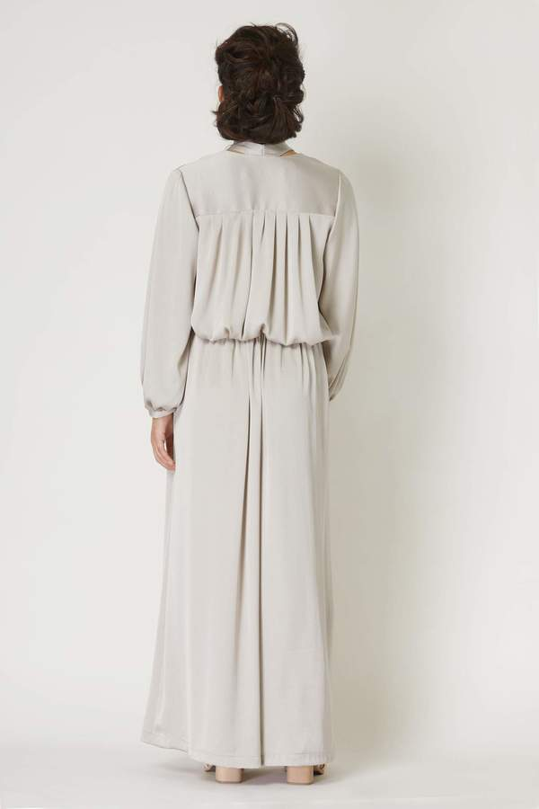 Trish Blouse in Japanese Charmeuse