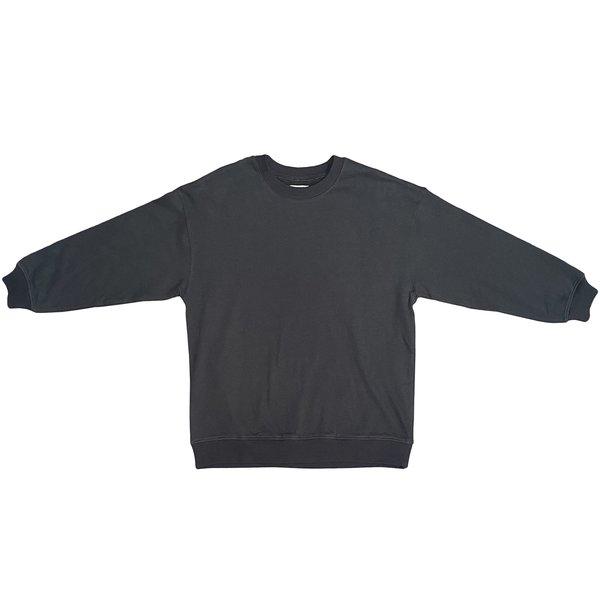 Ali Golden Oversized Sweatshirt - Dark Hunter