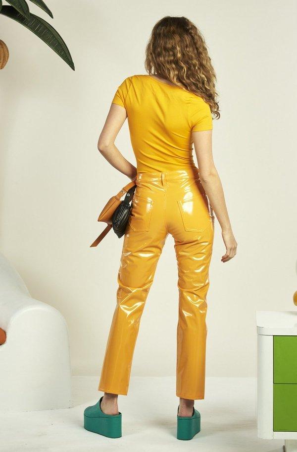 Simon Miller Eero Bodysuit - Sunset