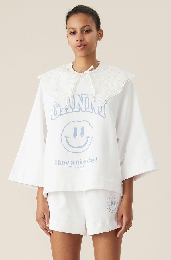 GanniHave A Nice Day Pullover Sweatshirt