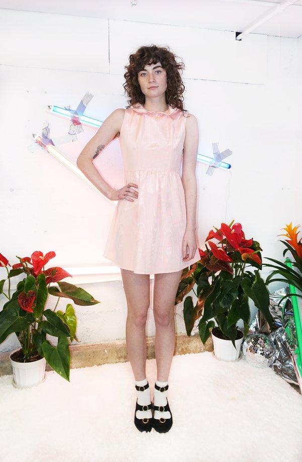BATSHEVA Mini Prairie - Pink Moiré