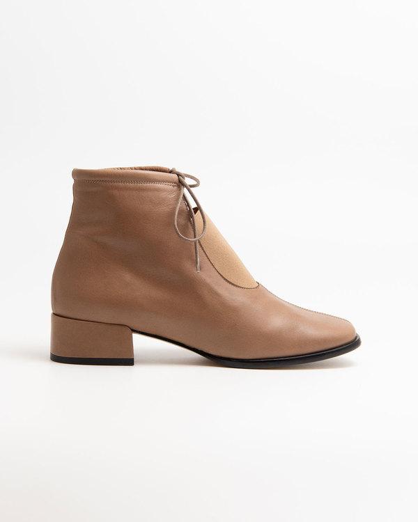 Naguisa Dana boots - Taupe
