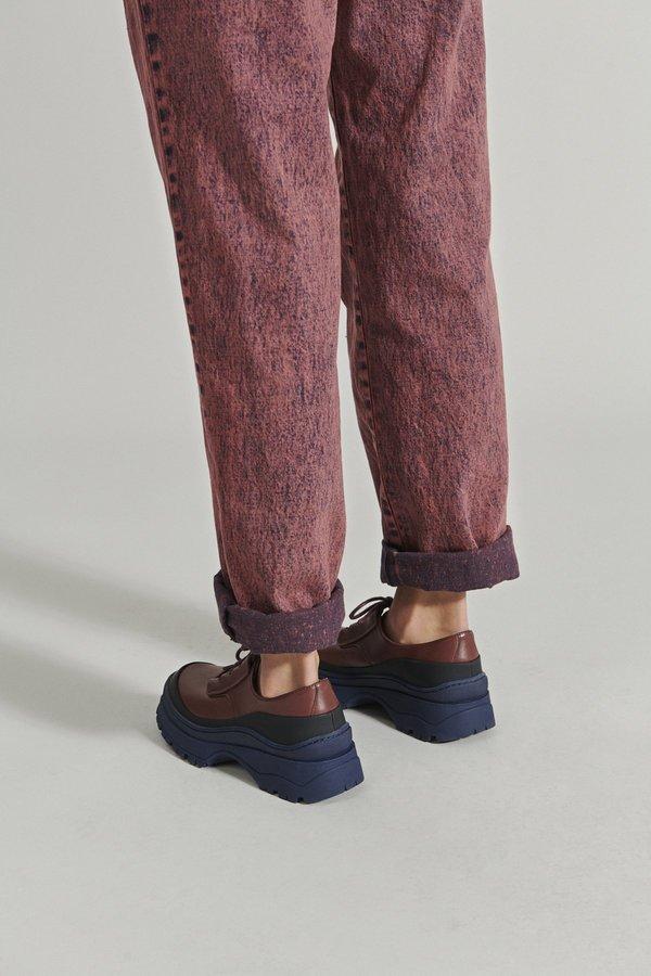 Rachel Comey Lovett Shoe - Bordeaux