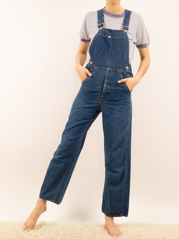 Vintage Erin Templeton 1970's ben davis overalls