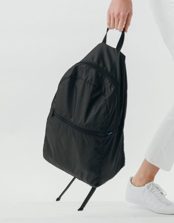 84de9085287e Baggu Ripstop Backpack Black
