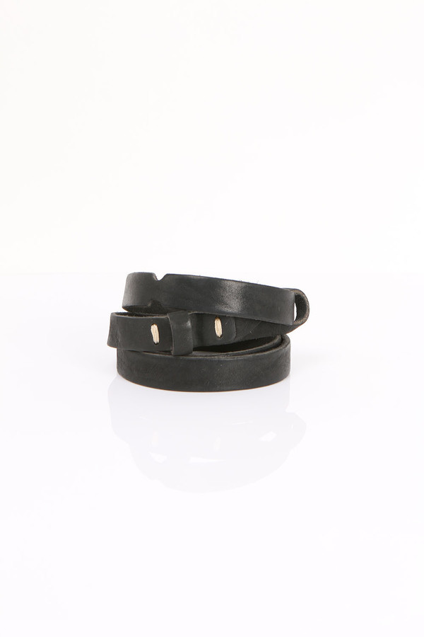 Small Leather Goods - Belts Pomandere