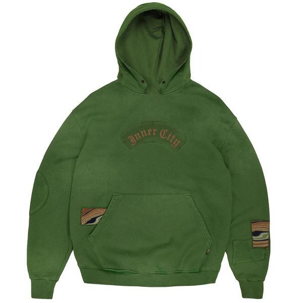 Nomad - Hoodie 'Green'