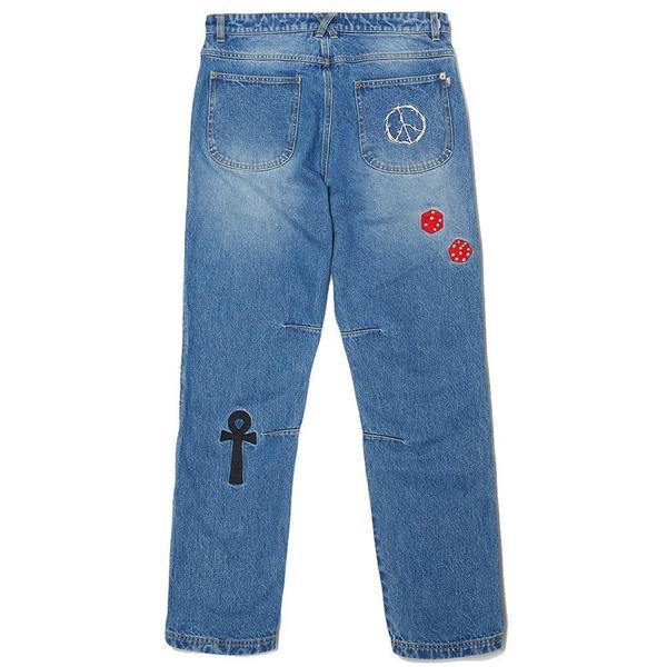 Denim Carpenter - Pant 'Blue'