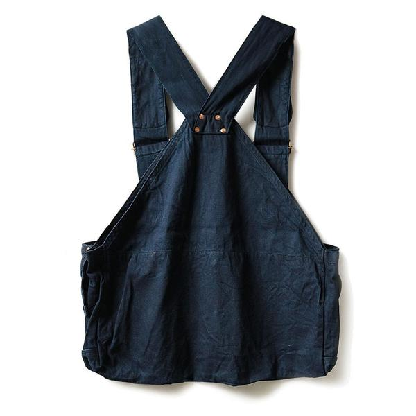 10oz IDG x IDG Denim Fishing Vest 'Indigo'