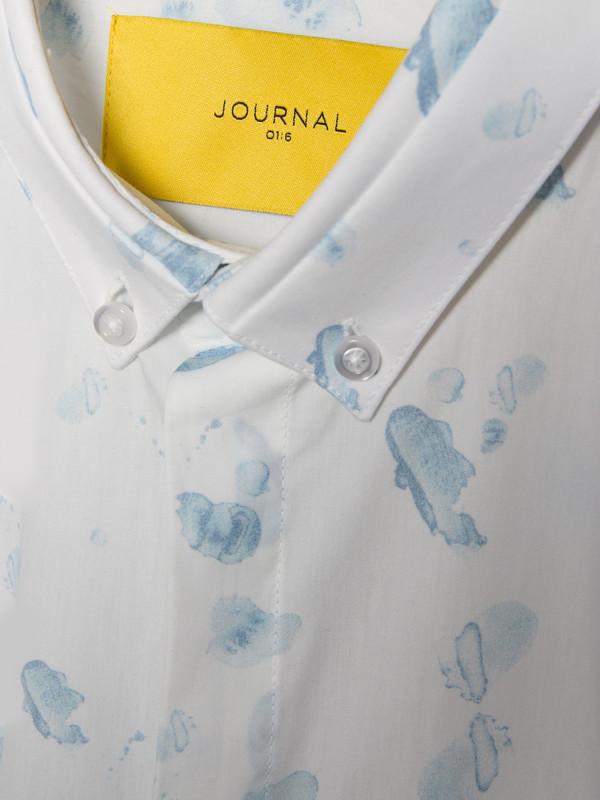 Journal Grit Water Shirt