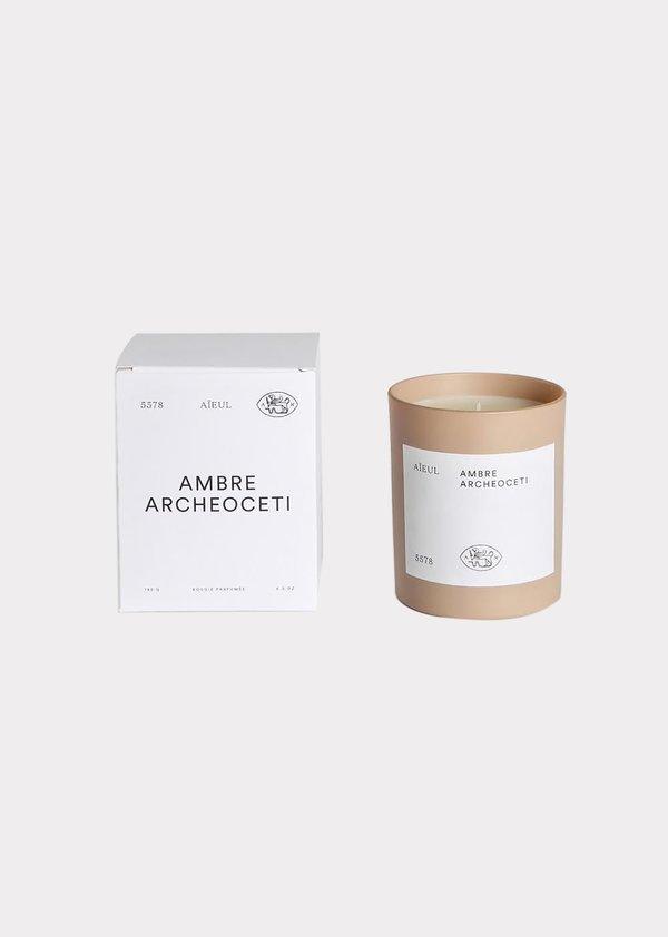 Aieul Candle | Ambre