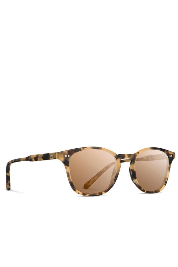 bbb36d54b7 Unisex Shwood Kennedy Polarized Sunglasses - Matte Havana