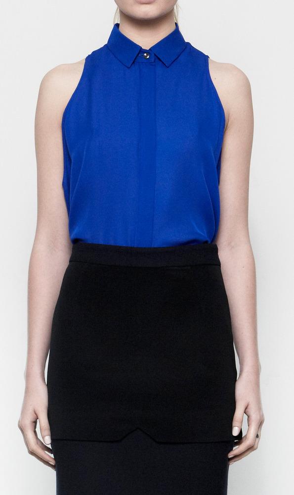 Nomia Sleeveless Shirt
